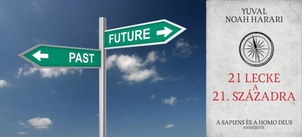 Harari 21 lecke a 21. századra