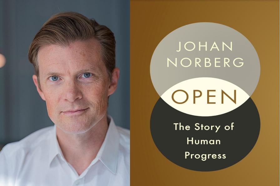 Könyv a nyitott társadalom védelmében – Johan Norberg: Az emberi haladás története